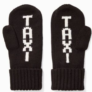 🆕 kate spade ny Taxi Mittens